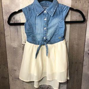 Guess toddler dress